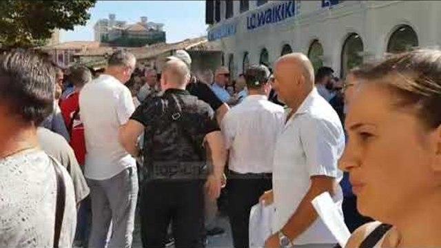Konstituimi i Këshillit Bashkiak, PD proteston në Shkodër