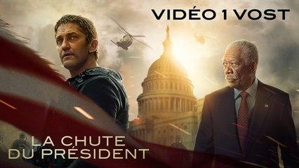 LA CHUTE DU PRESIDENT - Vidéo 1 VOST