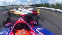 Accidente de la Indycar en Pocono 2019