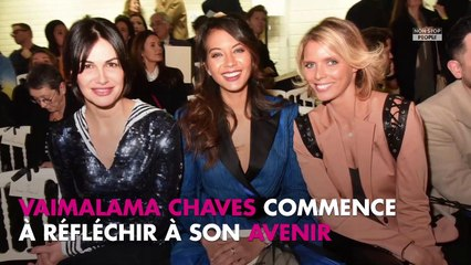 Miss France 2019 : Vaimalama Chaves révèle ses futurs projets