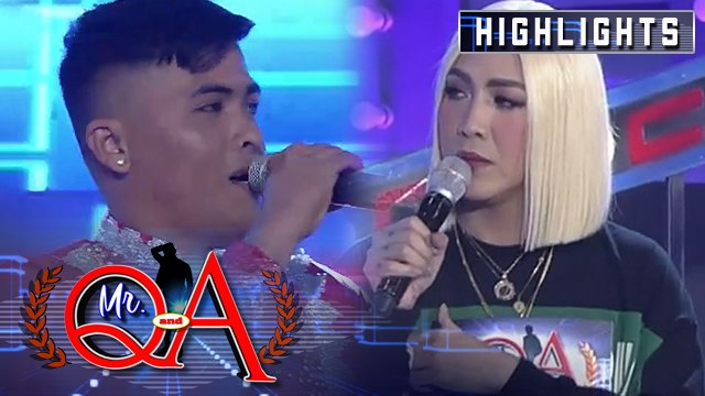 "Mr Q and A candidate calls Vice ""Sir"" 