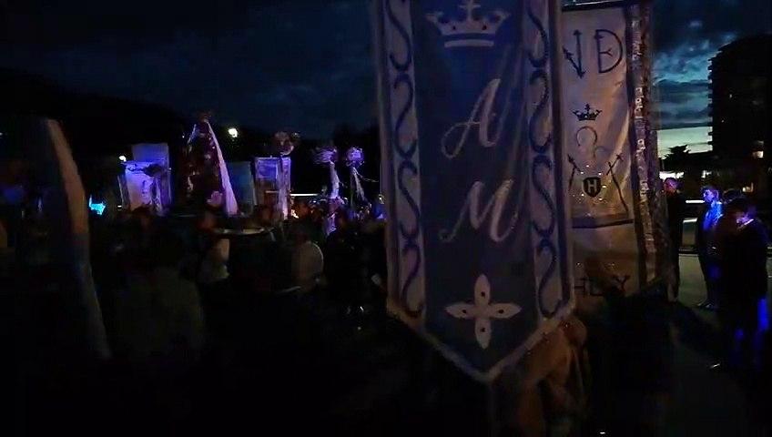 Septennalesde Huy : l'Étoile du matin est retournée à la Sarte