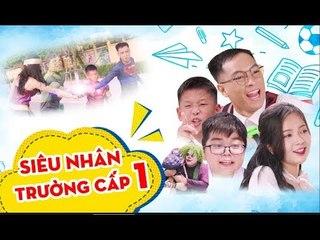 Nhac Chế - SIÊU NHÂN TRƯỜNG CẤP 1- Thái Dương, Cu Shin - Parody MV