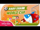 Collection Baby Shark Wolrdcup V2 + Baby Shark Mid-autumn Festival | Baby Shark doo doo doo