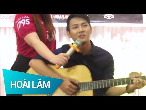 Hát Cháu Lên Ba - Con Cò Bé Bé - Hoài Lâm (Off Fan Miền Tây 23/12/14)