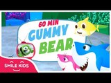 Baby Shark and Gummy Bear  Dance | Super Simple Songs | Smile Kids
