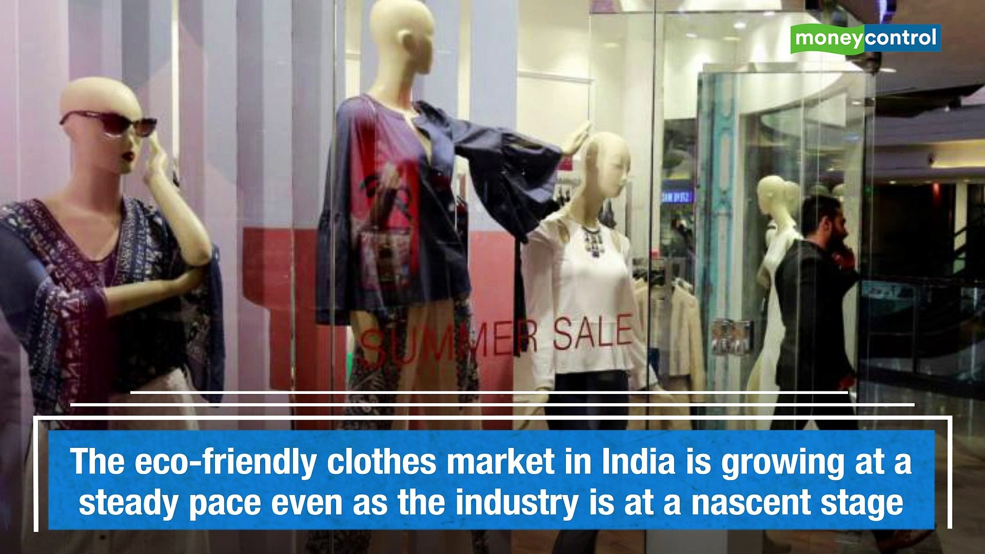 Eco-friendly fashion: India's sustainable apparel market is finding more takers