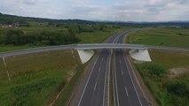 La première autoroute chinoise de Serbie et d'Europe