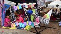 الكولومبيون يحتفلون باليوم العالمي للكسل