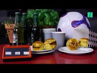 """Coupe du Monde: devant France-Australie, dégustez du supporter australien avec ces """"Meat Pies"""""""