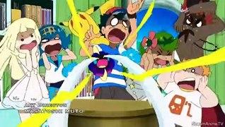 Pokemon Sun and Moon Ultra Adventures episode no 17