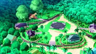 Pokemon Sun and Moon Ultra Adventures episode no 08