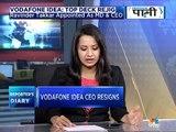 Vodafone CEO Balesh Sharma steps down; Ravinder Takkar to take over