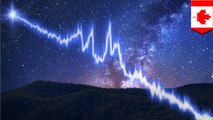 Scientists detect mysterious radio signals from space