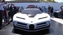 Bugatti Centodieci – Une petite série exclusive dans un style d'exception