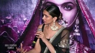 Deepika Padukone Ay Special Showcasing Of The 3D Trailer Of Sanjay Leela Bhansalis Padmavati