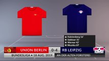 Match Review: Union Berlin vs RB Leipzig on 18/08/2019
