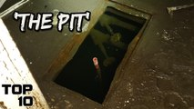 Top 10 Scary Holes Found In Peoples Basements