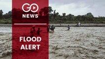 Alert In Delhi Over Water Released From Hathni Kund Barrage