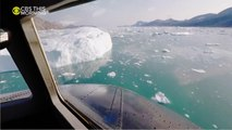 Why Is Greenland's Ice Melting At Colossal Rates?