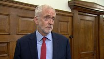 Corbyn calls for early recall of Parliament over Brexit