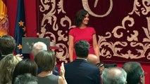 Isabel Díaz Ayuso toma posesión como nueva presidenta de Madrid