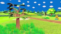 1 लोमड़ी और खट्टे अंगूर Fox And Sour Grapes Hindi Moral Stories For Kids - 3D Animated-Engsub