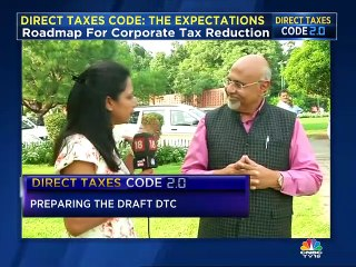 DTC Bill will encourage people to pay taxes, says task force member Mukesh Patel