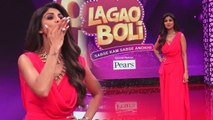 Shilpa Shetty shoots for her upcoming show Boli Lagao;Watch video | FilmiBeat