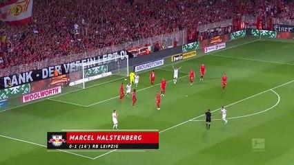U.Berlin 0-4 Leipzig (ÖZET)
