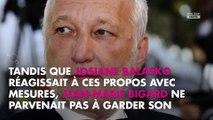 François Berléand irrité par les gilets jaunes, il aurait été menacé