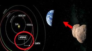 NASA 99942 Apophis | பூமியை நோக்கி வரும் விண்கல்: நாசா எச்சரிக்கை!