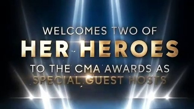 2019 CMA's With Host Carrie Underwood - Official Promo