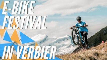E-Bike fans celebrate in alpine paradise   Verbier E-Bike Festival 2019 Highlights
