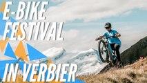 E-Bike fans celebrate in alpine paradise | Verbier E-Bike Festival 2019 Highlights