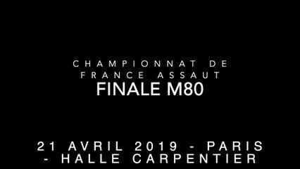 ASSAUT Finale 2019 - M80 - GOUGET Loic / FERRANDIS Frédéric