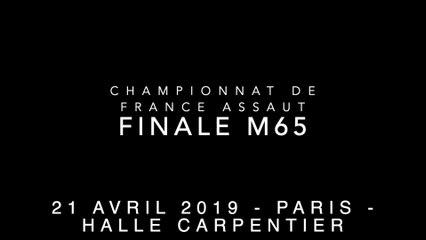 ASSAUT Finale France 2019 - M65 - ALLENO Maxence / TAVARES Jason