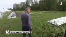 Territoire de Belfort : les intempéries font des dégâts