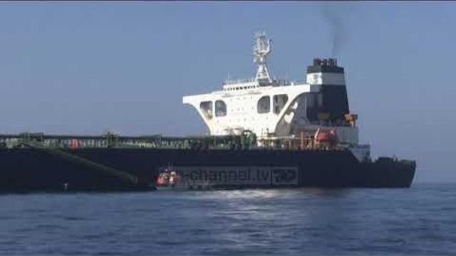 Zemërohet SHBA, anija iraniane largohet nga Gjibraltari