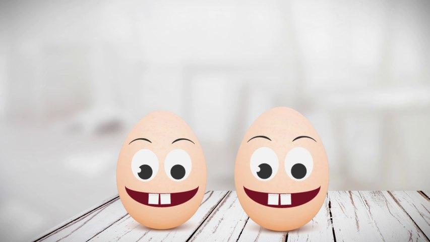 Chiste : No es fácil ser un huevo