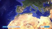 Espagne : un incendie hors de contrôle aux Canaries