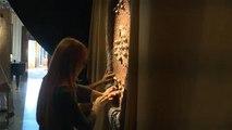 À Venise, une exposition à regarder avec les mains