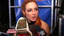 Part 5 Becky Lynch is Canada's new hero SummerSlam Exclusive, 11 Aug, 2019