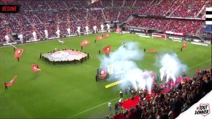J2. Stade Rennais F.C. / Paris SG : 2-1, le résumé