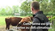Cette ferme est une réponse au défi climatique