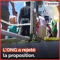 Le navire humanitaire Open Arms sème la discorde entre l'Espagne et l'Italie