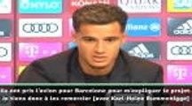 """Bayern - Coutinho """"remercie"""" la direction du club de croire en lui"""