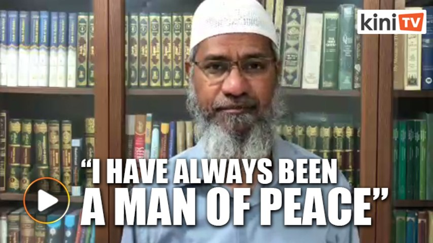Zakir Naik: Racism is an evil I'm staunchly against