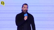 Aamir Khan Talks About his Fanboy Moment on Thugs of Hindostan Set