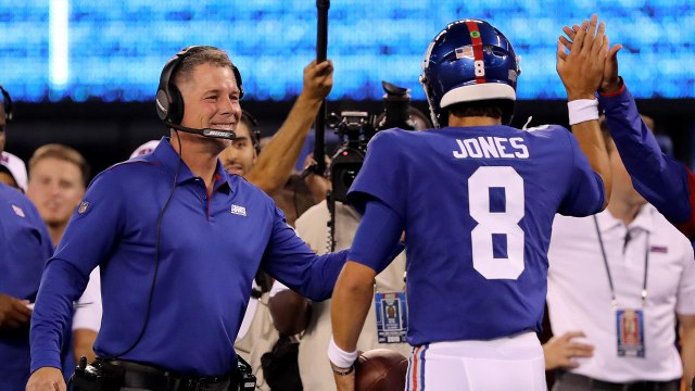 Jonathan Jones: 'Right Now, Eli Manning Is the Best Option At Quarterback'